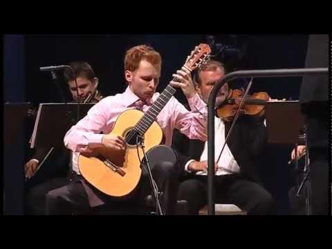 Marko Topchii; Heitor Villa-Lobos - Concerto for Guitar & Orchestra; Final XLV Competition Tárrega