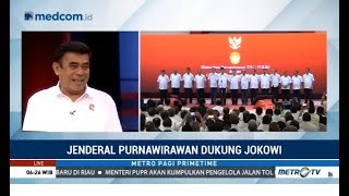 Download Video Fenomena Jenderal Purnawirawan Dukung Jokowi MP3 3GP MP4