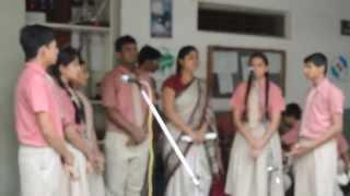 Opening Ceremony Of IT  FEST 2014