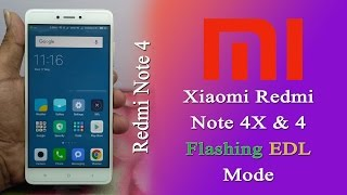 redmi note 4 edl mode disabled | can't get into edl mode anymore