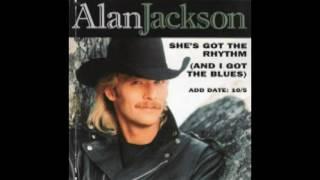 Alan Jackson - Farewell Party.
