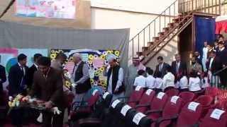 preview picture of video 'Pakistan International School Al-Ahsa  25th Annual Function - PART 1'