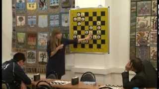 Открытый межнациональный шахматно-шашечный турнир среди молодежи