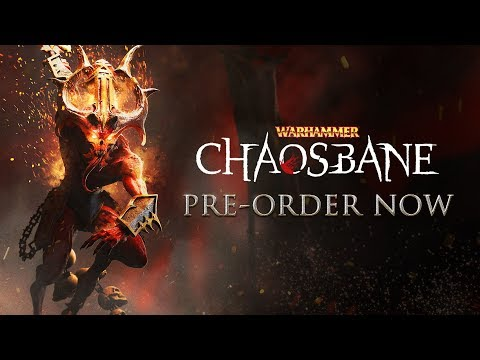 Chaosbane Preview: Warhammer universe meets classic top-down