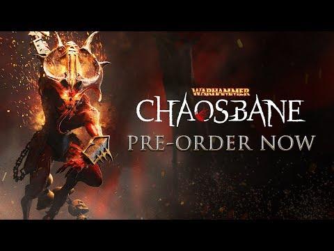 Warhammer: Chaosbane - Pre-order Trailer (PEGI) thumbnail