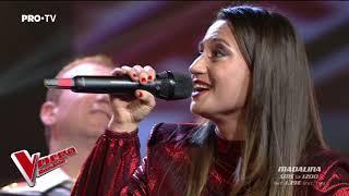 Madalina Coca&Nicolae Furdui Iancu - Saraca inima mea | Finala | Vocea Romaniei 2018