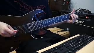 Fear Factory - Crash Test Guitar Cover