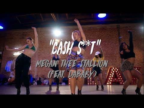 Megan Thee Stallion Cash S**t Feat Dababy