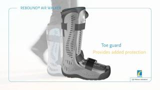 Video: Ossur Rebound Tall Air Walking Boot
