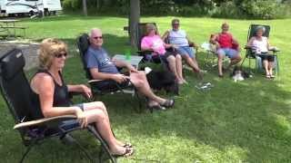 preview picture of video 'Meet Our Campers - Chautauqua Lake KOA'