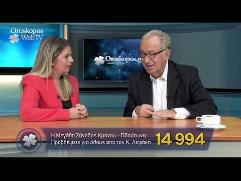 Προβλέψεις από τον Κώστα Λεφάκη, για την Μεγάλη Σύνοδο Κρόνου - Πλούτωνα