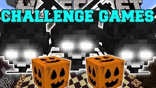 Minecraft: WITHER FURBY CHALLENGE GAMES - Lucky Block Mod - Modded Mini-Game