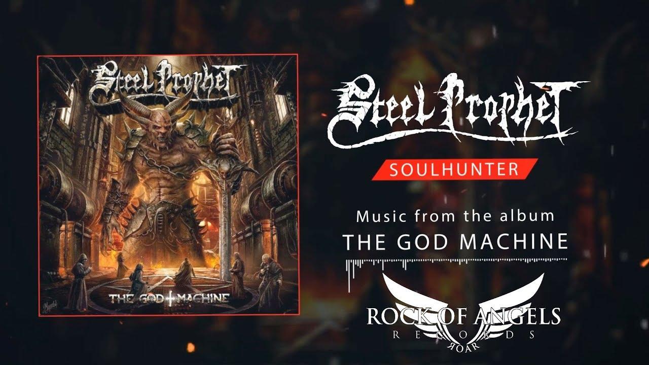 STEEL PROPHET - Soulhunter
