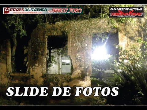 SLIDE DE FOTOS DO LEPROSÁRIO