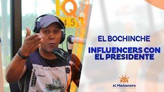 El Bochinche - Conversatorio de influencers con Danilo, y Naguero pone en su puesto a Tomas cabrera