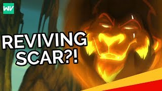How The Hyenas Revived Scar!: Discovering Disney's The Lion King