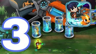 SLUGTERRA SLUG IT OUT 2 - Gameplay Walkthrough Part 3 iOS / Android - Tenasher Unlocked!