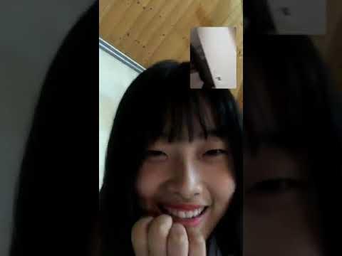 김해린영상통화