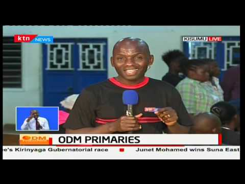 Two deputy presiding officers disappear as Kisumu party primaries race kicks off