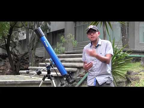 Meade Polaris - El mejor telescopio para aficionados y principiantes.