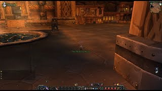 Where To Train One-handed Maces / Fist Weapons / Guns (Alliance) WoW Classic