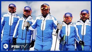 A lezione di Sci Alpino | FISI Official