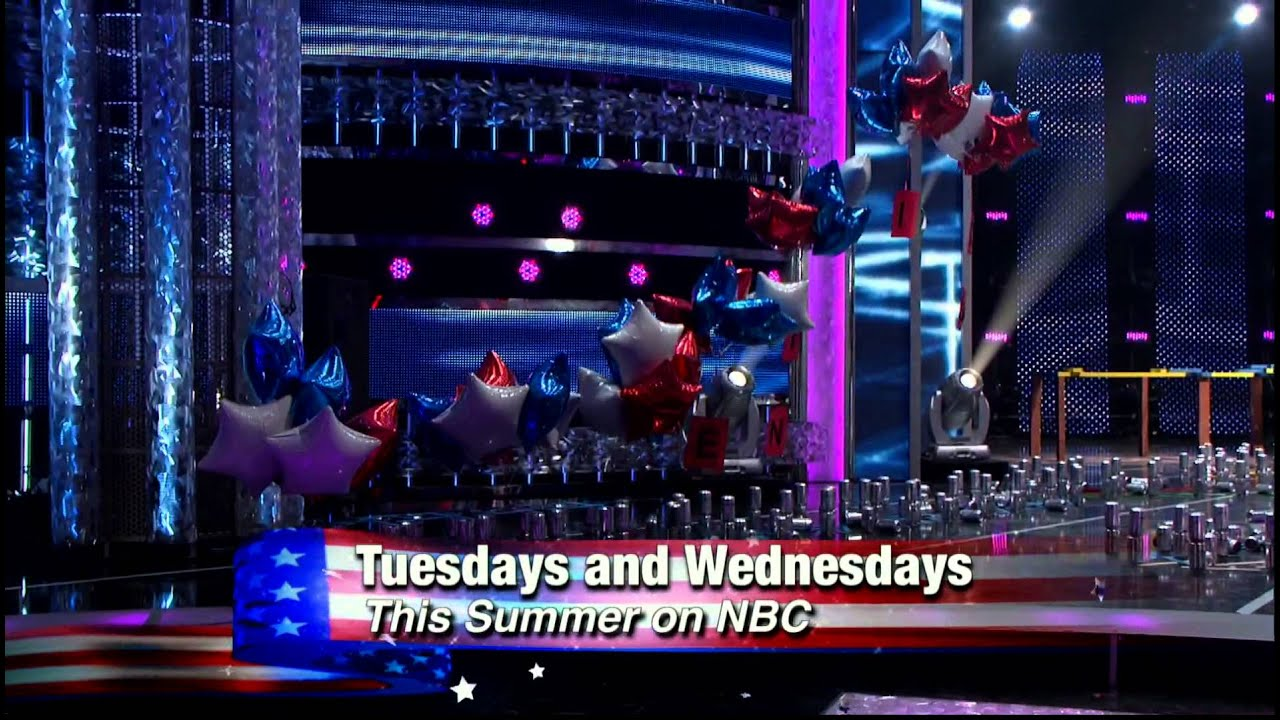 America's Got Talent - The Kinetic King - Wild Card - Season 6 thumbnail