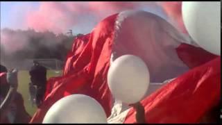 preview picture of video 'HINCHADA DE COLON DE SAN JUSTO EN EL CLASICO DE LA CIUDAD'