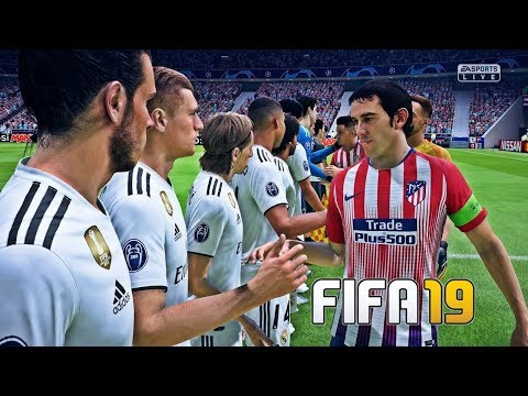 FIFA 19 MOD FIFA 14 UCL EDITION ANDROID OFFLINE NEW FACE