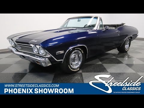 Video of '68 Chevelle - QKM2