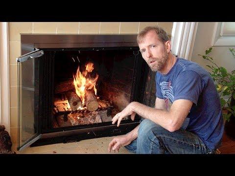 Πως να ανάψετε τη φωτιά στο τζάκι εύκολα και γρήγορα