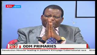 Choice 2017: ODM Primaries across the counties [Part One] 24/04/2017