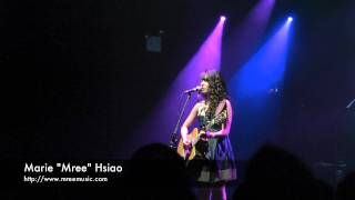 "Goodnight & Goodbye - Marie ""Mree"" Hsiao - LIVE Performance Highline Ballroom, NYC"