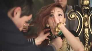 2NE1 - I LOVE YOU (MV MAKING) [HD]