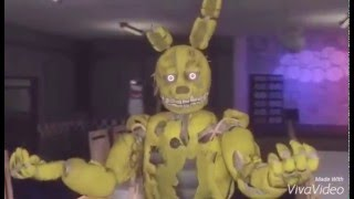 Just gold ( cancion de springtrap ) mirad la descricsion del video