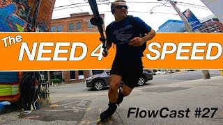 Need For Speed- (And A Wee Bit Of Cowardice)