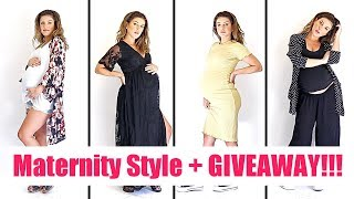 MATERNITY STYLE MUST HAVES + Maternity Wear Giveaway!   Shenae Grimes Beech
