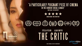 THE CRITIC (Stella Velon) | Trailer with quotes | Award-winning and critically acclaimed short film