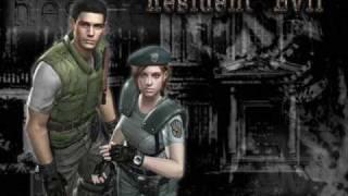 Resident Evil Remake - Entrance To Lab