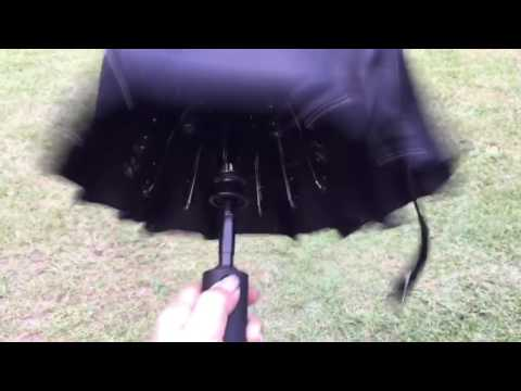 Ohuhu 10 Ribs Auto Open & Close, Compact, Umbrella