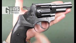 """Револьвер SNIPE 3"""" пластик от компании CO2 - магазин оружия без разрешения - видео"""