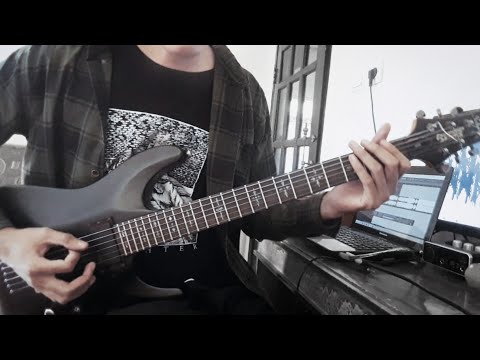 Infant Annihilator | The Battle Of Yaldabaoth (Intro Guitar Cover) CLIP