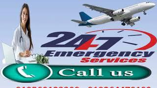 High Class Life Saver Air Ambulance Service Bangalore and Mumbai