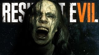 RUN FOR YOUR LIFE!   Resident Evil 7 - Part 1