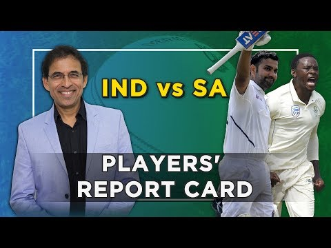 Report card: India vs South Africa Test series