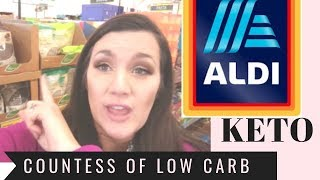 BEST Keto Snacks Aldi ⭐ Lazy Keto Snacks Healthy Keto Snack