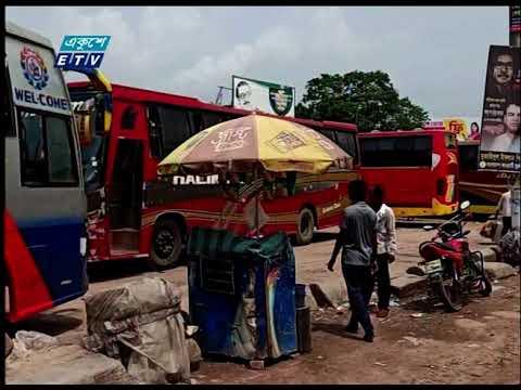 বাংলাবাজার-শিমুলিয়া ফেরিঘাট হয়ে রাজধানীতে ফিরছে নগরবাসী
