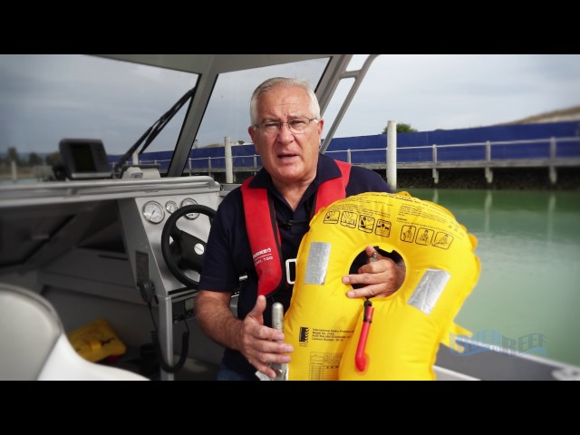 Boating Tip Lifejackets
