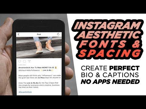 mp4 Instagram Font Generator, download Instagram Font Generator video klip Instagram Font Generator