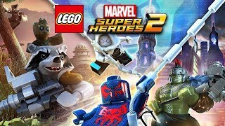 The Adventure! Lego Marvel Superheroes 2 #1